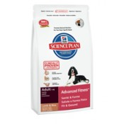 Science Plan™ Canine Adult Advanced Fitness™ Medium Lamb & Rice - 12kg