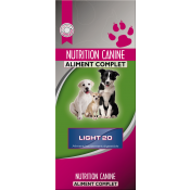 Nutrition Canine Light 20/9