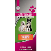 Nutrition Canine Adulte Poisson & Riz 26/16